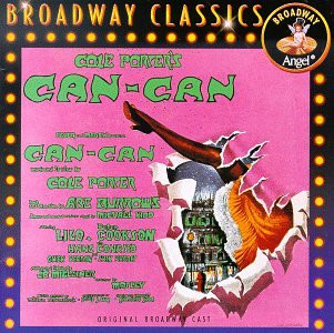 Lilo - Can-Can (Orig.Broadway Cast)