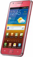 Samsung I9100 Galaxy S II 16GB coral rosa