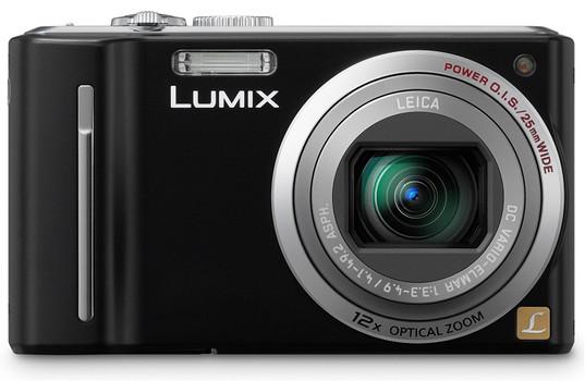 Panasonic Lumix DMC-TZ8EG-K negro