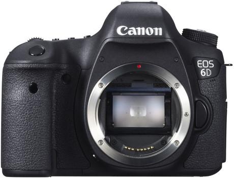 Canon EOS 6D Body nero