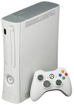 Microsoft Xbox 360 Arcade [mando inalámbrico incluído] blanco