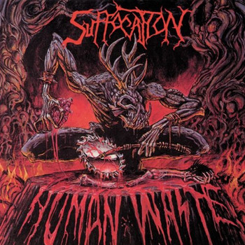 Suffocation - Human Waste (Re-Issued Version