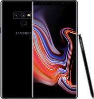 Samsung N960FD Galaxy Note 9 DUOS 512GB midnight nero