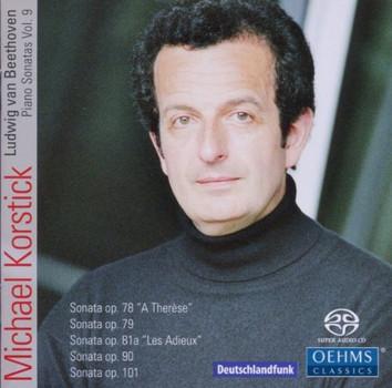 Michael Korstick - Klaviersonaten Vol.9