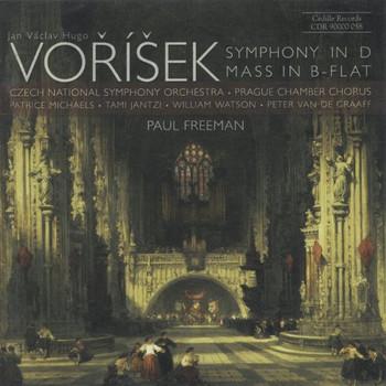 Czech Nso - Symphony in d/Mass in B Flat