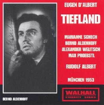 Marianne Schech - D'Albert: Das Tiefland [UK-Import]