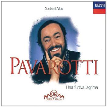 Luciano Pavarotti - Opera Gala - Heimlich aus ihrem Auge (Arien von Gaetano Donizetti)