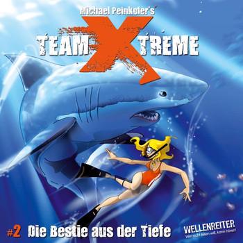 Team X-Treme - Folge 2: Die Bestie aus der Tiefe. Höspiel.