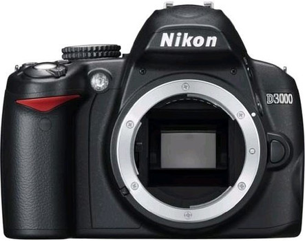 Nikon D3000 Body nero