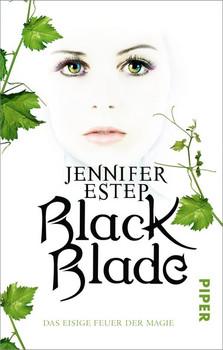 Black Blade. Das eisige Feuer der Magie - Jennifer Estep  [Taschenbuch]