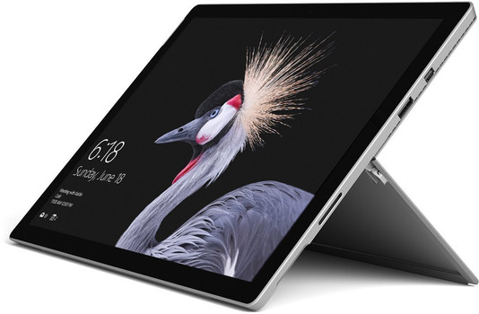 "Microsoft Surface Pro 5 12,3"" 2,5 GHz Intel Core i7 512GB SSD [wifi] grijs"