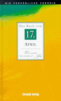 Die Persönliche Chronik, in 366 Bdn., 17. April - Beatrix Gehlhoff