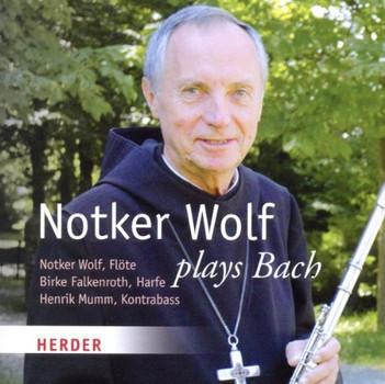 Notker Wolf - Notker Wolf Plays Bach