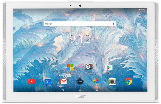 """Acer Iconia One 10 B3-A40FHD 10,1"""" 16 Go eMMC [Wi-Fi] blanc"""