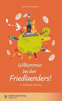 Willkommen bei den Friedlaenders!. In Einfacher Sprache [Taschenbuch]