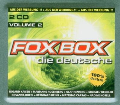 Various - Fox Box-die Deutsche Vol.2