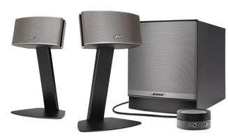 Bose Companion 50 sistema di altoparlanti multimedia nero