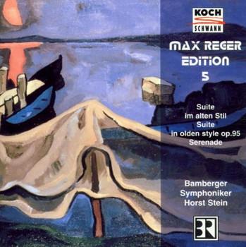 Horst Stein - Max Reger Edition Vol. 5