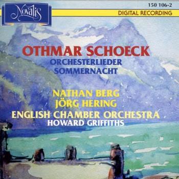 Berg - Orchesterlieder