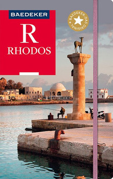 Baedeker Reiseführer Rhodos. mit GROSSER REISEKARTE - Klaus Bötig  [Taschenbuch]