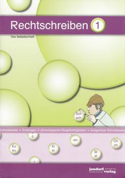 Rechtschreiben 1: Das Selbstlernheft - Jan Debbrecht [Broschiert, 4. Auflage 2015]