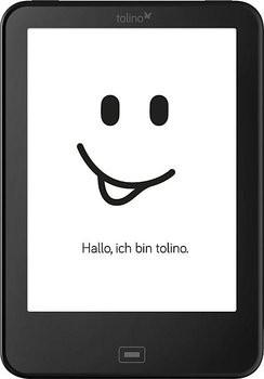 """Tolino Vision 3 HD 6"""" 4GB [Wifi] negro"""