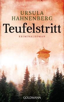 Teufelstritt - Ursula Hahnenberg [Taschenbuch]
