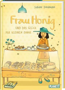 Frau Honig 2: Das Glück der kleinen Dinge - Sabine Bohlmann  [Gebundene Ausgabe]