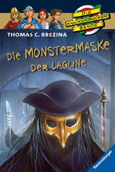 Die Knickerbocker-Bande Sonderband 65. Die Monstermaske der Lagune - Thomas C. Brezina