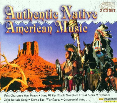 Various - Authentic Native American Musi