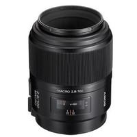 Sony 100 mm F2.8 Macro 55 mm Objectif (adapté à Sony A-mount) noir