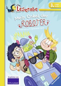 Mein Onkel, der Roboter - Michael Petrowitz  [Gebundene Ausgabe]
