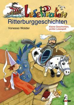Lesepiraten-Ritterburggeschichten - Vanessa Walder