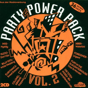 Various - Party Power Pack Vol. 2