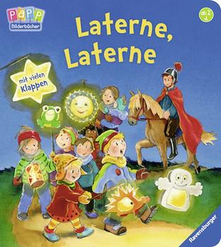 Laterne, Laterne - Katia Simon [Pappbilderbuch]