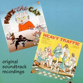 Fritz the Cat-Heavy Traffic [Soundtrack]