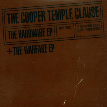 the Cooper Temple Clause - The Hardware Ep/the Warfare Ep