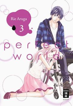 Perfect World 03 - Rie Aruga  [Taschenbuch]