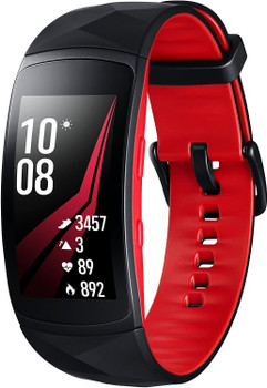 Samsung Gear Fit2 Pro Small rosso