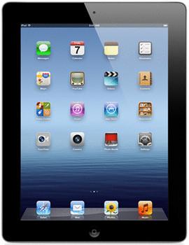 "Apple iPad 3 9,7"" 32GB [wifi + cellular] zwart"