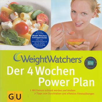 Weight Watchers: Der 4 Wochen Power Plan - Kathrin Dost [Broschiert, 18. Auflage 2007]