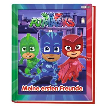 PJ Masks: Meine Freunde. Kindergartenfreundebuch [Gebundene Ausgabe]