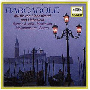 Various - Favorit - Barcarole