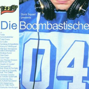 Various - Boombap-die Boombastische 04