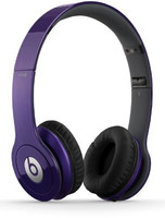 Beats by Dr. Dre Solo HD morado