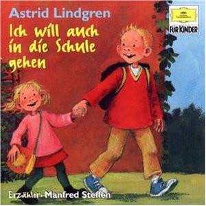 Ich will auch in die Schule gehen, 1 Audio-CD