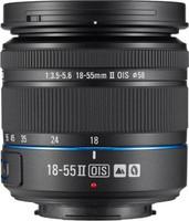 Samsung NX 18-55 mm F3.5-5.6 i-Function OIS II 58 mm Objectif (adapté à Samsung NX) noir