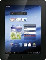"""Pearl Touchlet X10 Dual 9,7"""" 1GB [Wi-Fi] noir argent"""