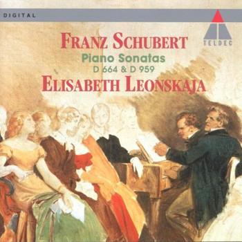 Elisabeth Leonskaja - Sonate A-Dur, D 664 / 959