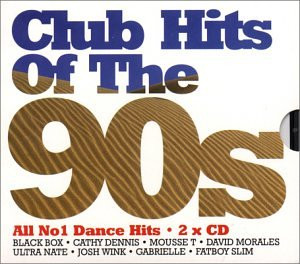 Various - Club Hits of the 90s